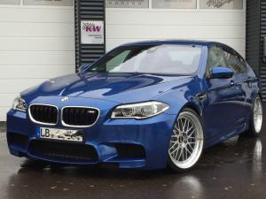 BMW M5 by TVW Car Design on BBS Wheels 2016 года