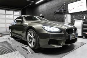 2016 BMW M6 4.4 Bi-Turbo by Mcchip-DKR