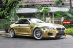 BMW M6 Coupe by Permaisuri on Vossen Wheels (LC-104) 2016 года
