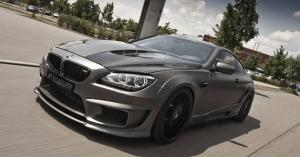 2016 BMW M6 Coupe by Vredestein and Hamann