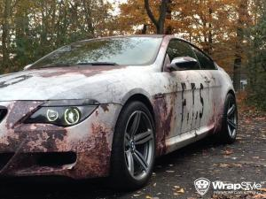 2016 BMW M6 Coupe by WrapStyle