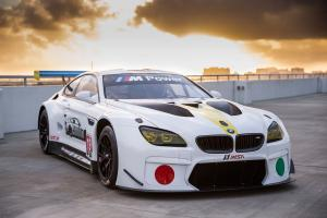 2016 BMW M6 GTLM Art Car by John Baldessari