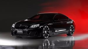 2016 BMW M6 Gran Coupe Black Bison by Wald