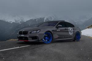 BMW M6 Gran Coupe by Fostla Design & PP-Performance 2016 года