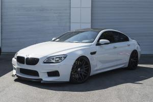 2016 BMW M6 Gran Coupe on Forgiato Wheels (KATO-1-ECL)