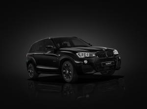 BMW X3 xDrive20d M Sport Blackout 2016 года