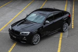 BMW X4 M40i by dAHLer 2016 года