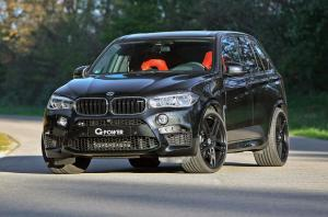 BMW X5 M by G-Power 2016 года