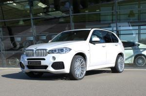 BMW X5 M on Hamann Wheels