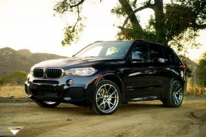 2016 BMW X5 SDrive35i on Vorsteiner Wheels (V-FF 103)
