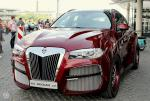 BMW X6 AG Alligator by AG Excalibur 2016 года