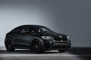 BMW X6 M MHX6 700 by Manhart Racing 2016 года