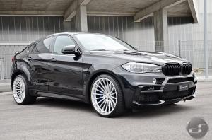 BMW X6 M WideBody by Hamann and DS Automobile 2016 года