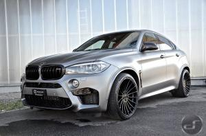 BMW X6 M by DS Automobile 2016 года