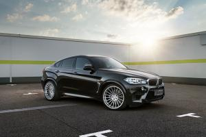 BMW X6 M by Hamann 2016 года