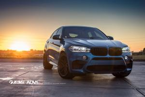 2016 BMW X6 M on ADV.1 Wheels (ADV005 Deep Concave CS)