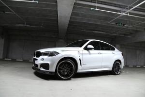 BMW X6 xDrive35i M Sport by 3D Design 2016 года