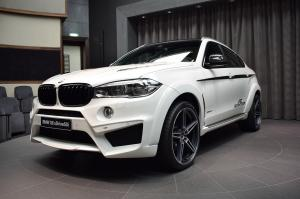 BMW X6 xDrive50i by AC Schnitzer and Abu Dhabi Motors 2016 года