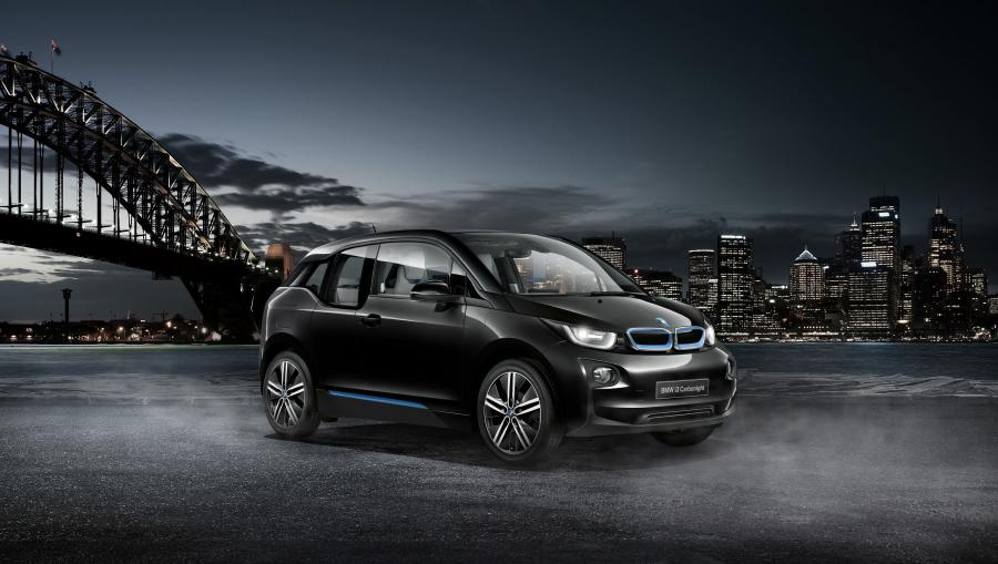 BMW i3 Carbonight