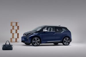 BMW i3 MR Porter Limited Edition 2016 года
