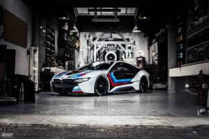 2016 BMW i8 MHi8 by Manhart Racing
