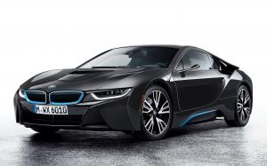 BMW i8 Mirrorless Concept 2016 года