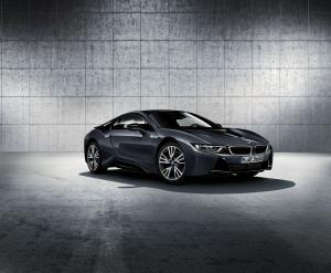 2016 BMW i8 Protonic Dark Silver Edition