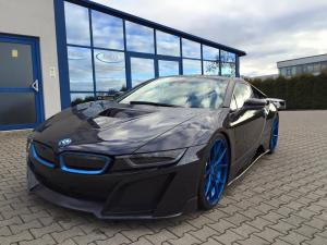 BMW i8 by German Special Customs 2016 года