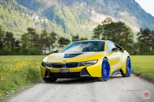 2016 BMW i8 on Vossen Wheels (VPS-305T)