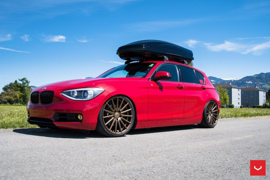 BMW 1-Series on Vossen Wheels (VFS2)