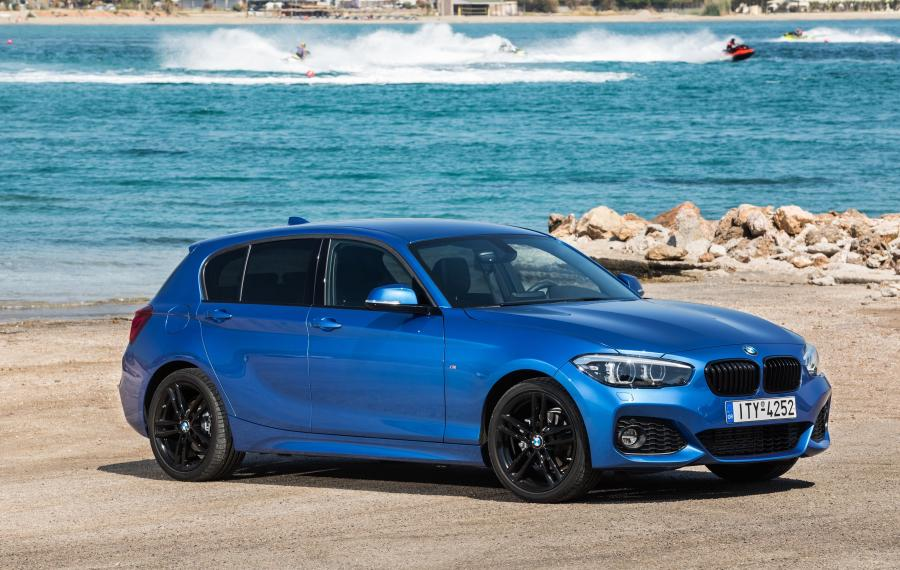 BMW 116d M Sport Edition Shadow 5-Door