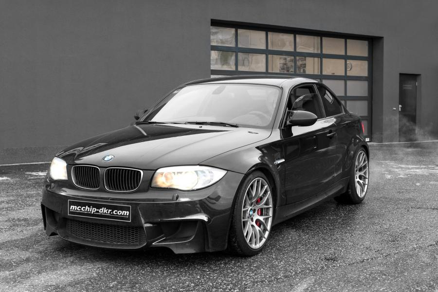 BMW 1M Coupe 3.0 Bi-Turbo by Mcchip-DKR