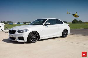 2017 BMW 2-Series on Vossen Wheels (CVT)