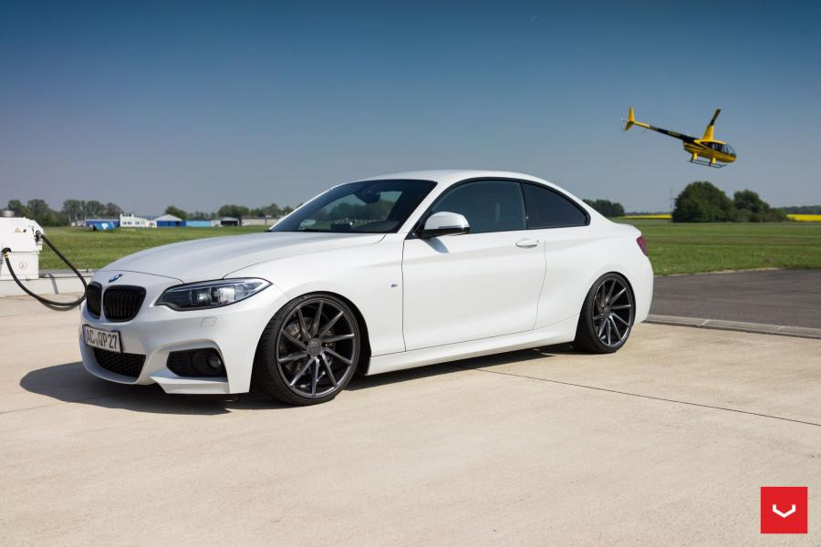 BMW 2-Series on Vossen Wheels (CVT)