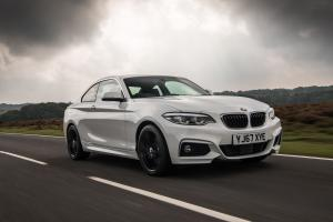 BMW 220d xDrive Coupe M Sport 2017 года