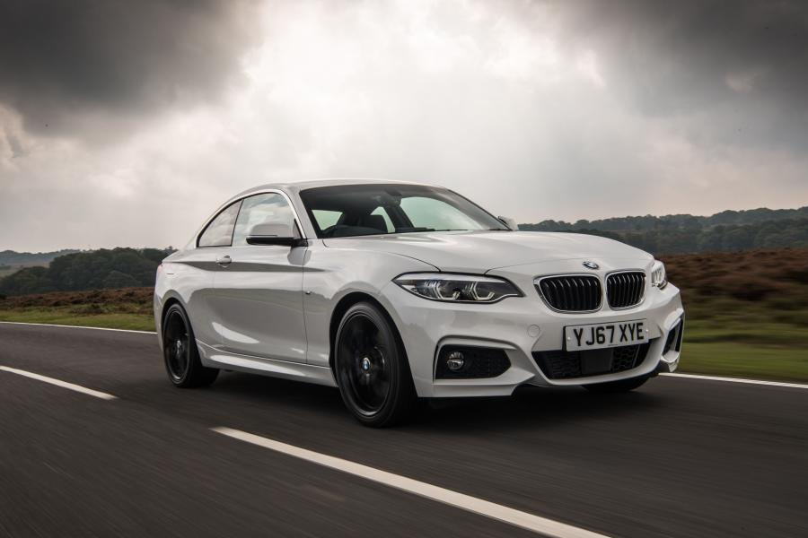 BMW 220d xDrive Coupe M Sport
