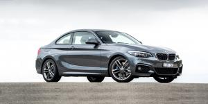 2017 BMW 230i Coupe M Sport