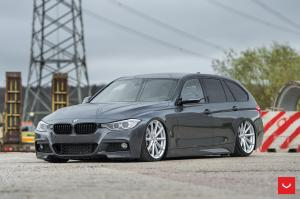 2017 BMW 3-Series Touring on Vossen Wheels (VFS10)