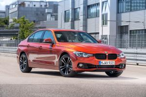 BMW 330i Edition Sport Line Shadow 2017 года (WW)