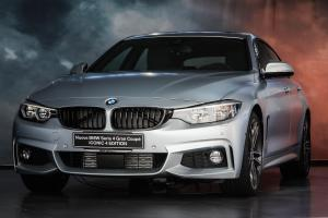 BMW 4-Series Gran Coupe Iconic 4 Edition 2017 года