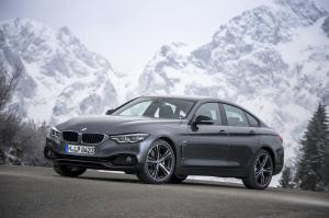 BMW 4-Series Gran Coupe Sport Line 2017 года