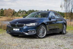 BMW 420i Gran Coupe Luxury Line 2017 года (AU)