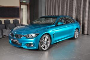 2017 BMW 420i Gran Coupe M Performance