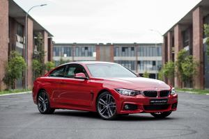 2017 BMW 430i Coupe M Sport