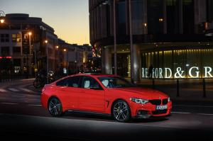 2017 BMW 430i Gran Coupe M Performance Parts