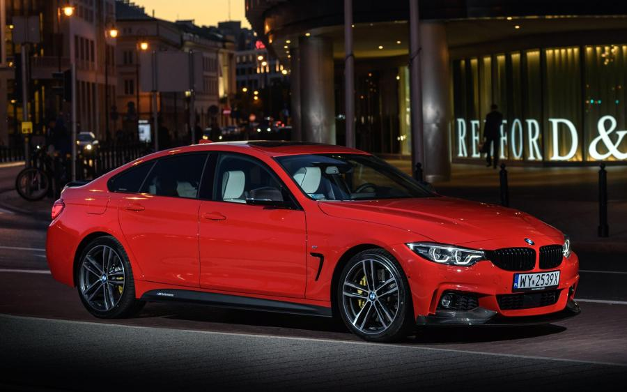 BMW 430i Gran Coupe M Performance Parts