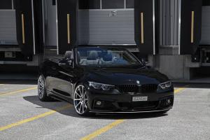 BMW 440i Convertible by dAHLer 2017 года