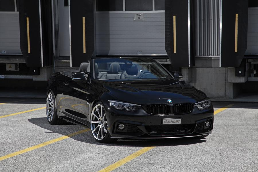 BMW 440i Convertible by dAHLer