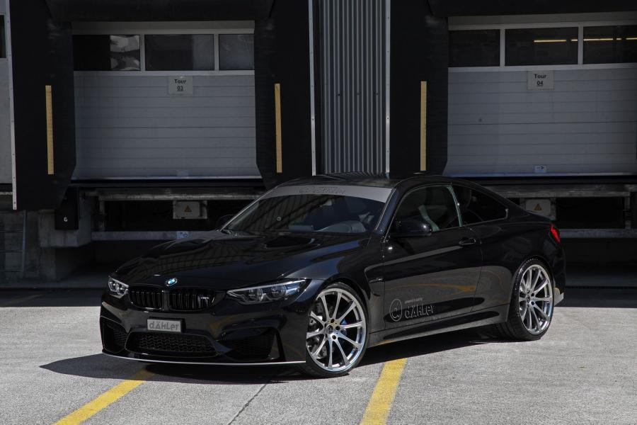 BMW 440i Gran Coupe by dAHLer