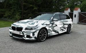 BMW 5-Series Touring by Cor.Speed 2017 года